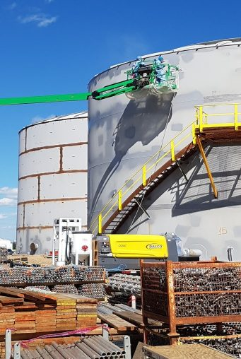 Onsite Tank and Vessel Repair