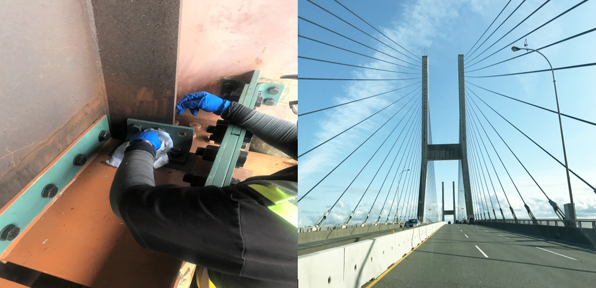 Alex Fraser Bridge Inspection
