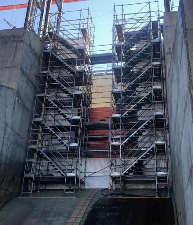 Dickson Dam Gate Replacement